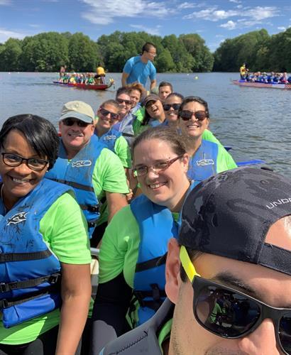Delta Dragon Boat Team