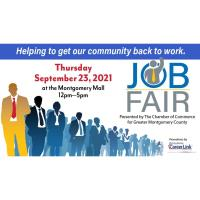 The Chamber to host a job fair at Montgomery Mall