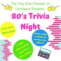 CANCELED - 80's Trivia Night
