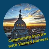 Service Opportunity - Shared Harvest Foodbank