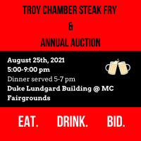 Chamber Steak Fry & Annual Auction