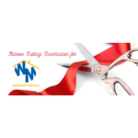 Ribbon Cutting for Wagner Metals Roofing and Remodeling