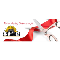 Ribbon Cutting for Hippieworks
