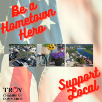 "CHAMBER LAUNCHES ""BE A HOMETOWN HERO – SUPPORT LOCAL"" CAMPAIGN"