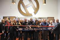 Oak Hills Brewing Company Ribbon Cutting