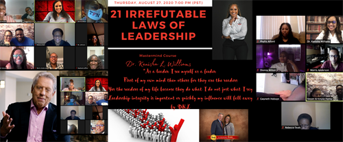 21 Irrefutable Laws of Leadership Mastermind Course