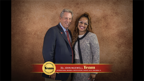 Dr. John C. Maxwell, my friend and mentor