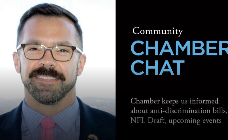 chamber chat: sept + oct 2019