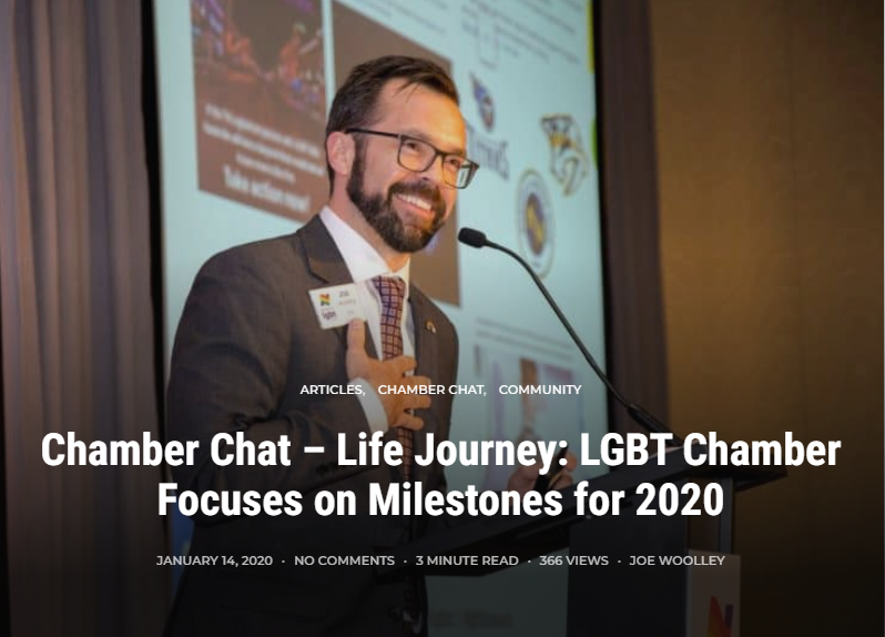Chamber Chat: jan + feb 2020
