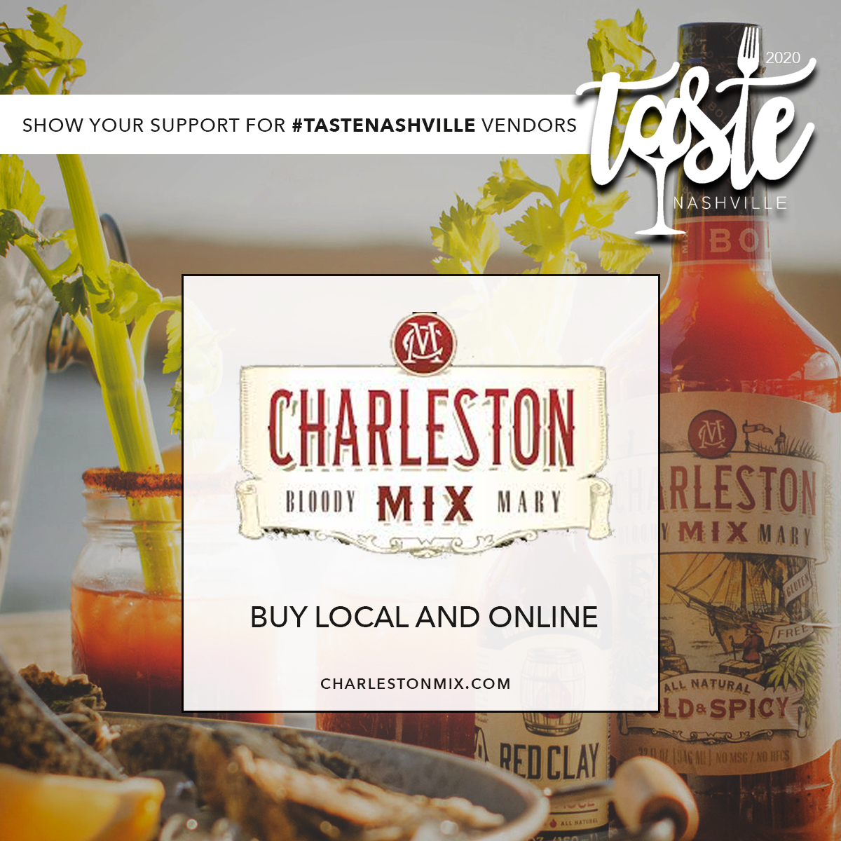 Support Charleston Beverage Company