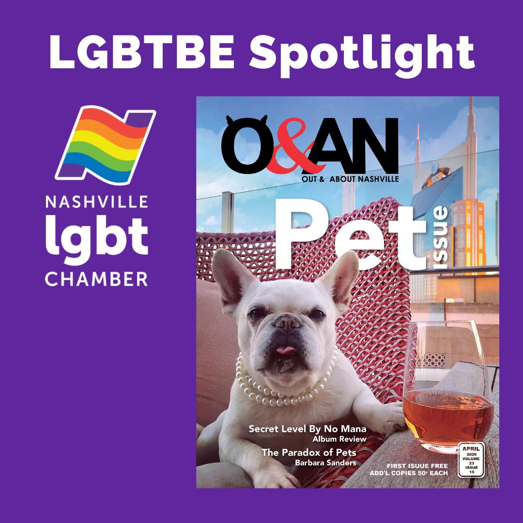 LGBTBE Spotlight: Out & About Nashville