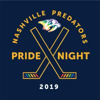 4th Annual Predators Pride Night - Pre-Reception and Game