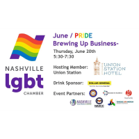 June / Pride 2019 Brewing Up Business
