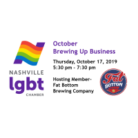 October 2019 Brewing Up Business