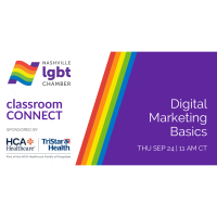 September Classroom Connect: Digital Marketing Basics