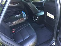 Interior of Cadillac XTS Sedan
