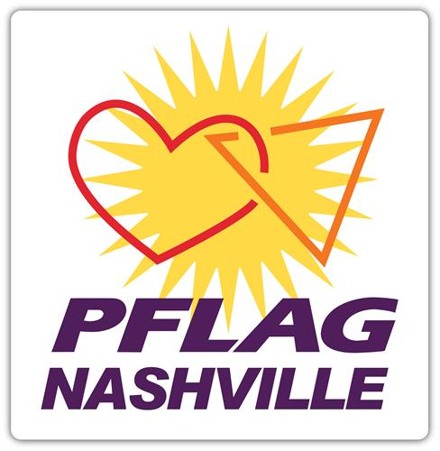 PFLAG Nashville Logo