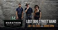 Lost Dog Street Band at Marathon Music Works