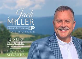 Jack Miller, BROKER - PARKS Real Estate