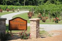 Entrance to the vineyard.