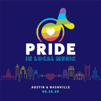 Press Release: Pride in Local Music Premiere on Friday, June 26