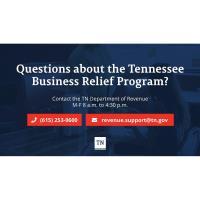News Release: Tennessee Business Relief Program Deadline