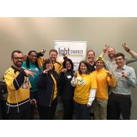 Nashville LGBT Chamber Supports the Nashville Predators Second Annual Pride Night