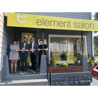 Element Salon Opens Fourth Location with Ribbon Cutting