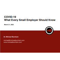 Member News Release: COVID-19: What Every Small Employer Should Know