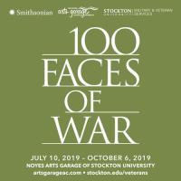 '100 Faces of War' Featured in Smithsonian Traveling Exhibition at Noyes Arts Garage