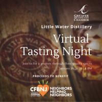 Little Water Distillery Virtual Tasting