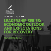 2021 Leadership Series:  Economic Outlook and Expectations for Recovery