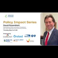 Policy Impact Series:  NJ DEP Chief Resilience Officer Dave Rosenblatt