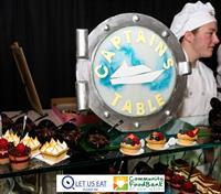Captain's Table Reception at the Progressive Insurance Atlantic City Boat Show