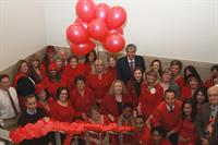 American Heart Association Wear Red Day