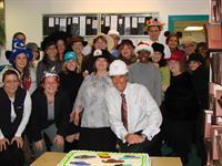 Hats for Haiti fundraiser