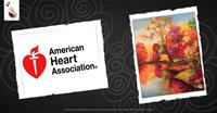 Horizon TriStar Fundraising Event for the American Heart Association at Painting with a Twist