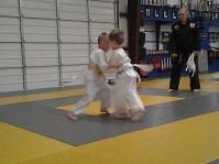 Little Tigers Belt Sparring