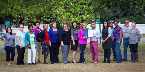 HACG Sponsors Communities in Schools of Wayne County