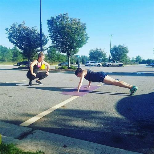 Outdoor Classes at Fit4Life Goldsboro