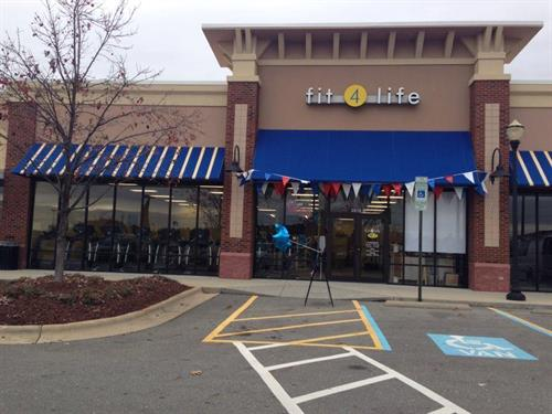 24/7 gym access at the best health club in Goldsboro!