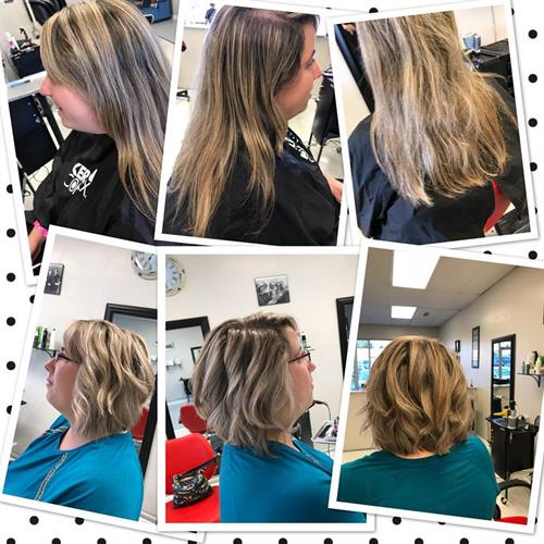 Cut and Highlight by Eric