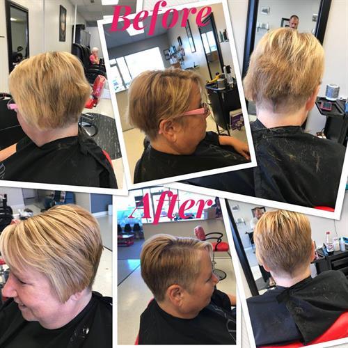 Haircut by Eric