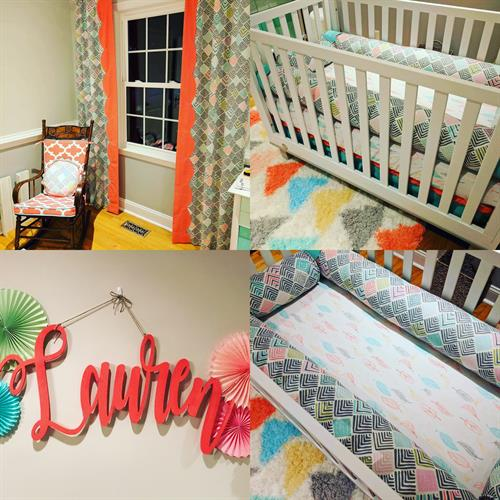 Nursery and linens