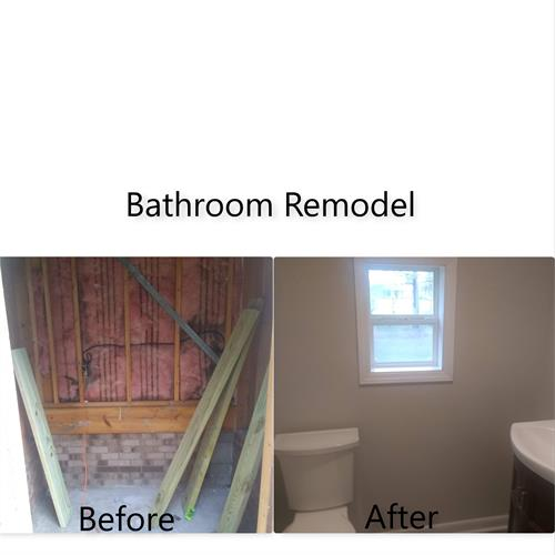 Bathroom Remodelers (Before & After)