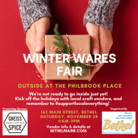 Winter Wares Fair at The Philbrook Place