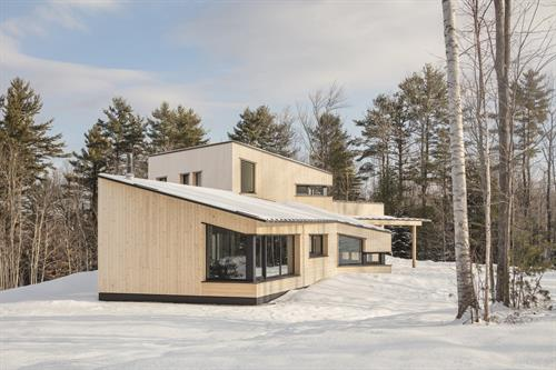 Norway High Performance Home Project