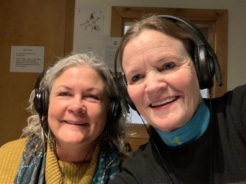 """Maine Arts Alive"" Interview, February 2019"