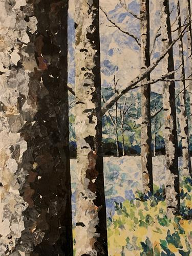 Jo Thomas Birches
