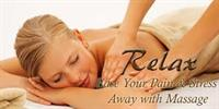 We offer Massage Services